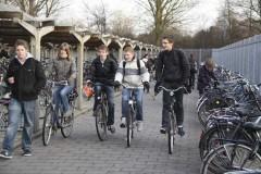 Met de Fietsparkeertool kan men uitrekenen hoeveel fietsparkeerplaatsen nodig zijn bij een voorziening.