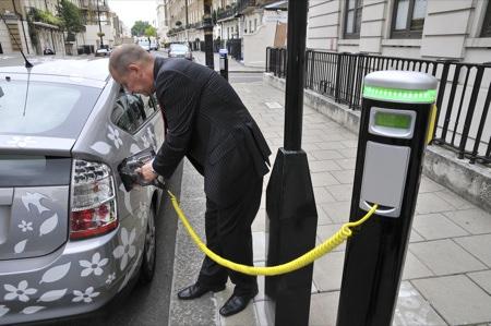 Baarn Komt Met Oplaadpunten Voor Elektrische Auto Energienieuws
