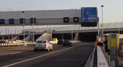 A2 Tunnel Leidsche Rijn