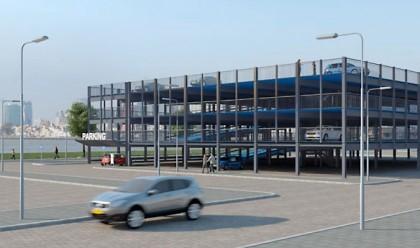 Fotomontage-verplaatsbare-parkeergarage