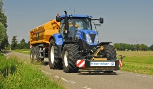 Veilig landbouwverkeer