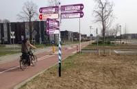 fietsbewegwijzering