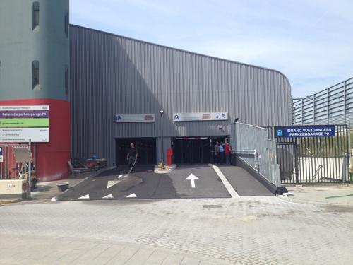 IJshal Parkeergarage Rotterdam 1