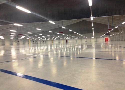 IJshal Parkeergarage Rotterdam 2