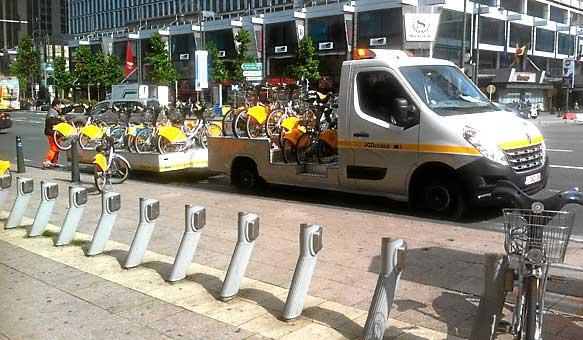 fietsdeelsysteem
