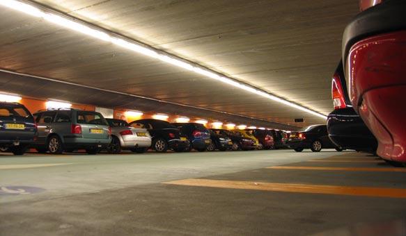 parkeervakken