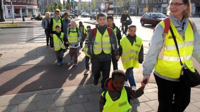 Loopbus Rotterdam