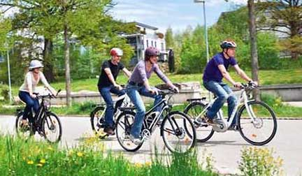 Radfahren-E-Bike1