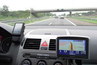 Navigatiesystemen leveren waardevolle data op. Bron: Archief VERKEERSNET
