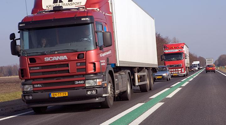 vrachtverkeer