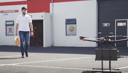 In de toekomst stappen we in een drone.