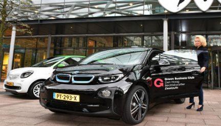 Vijf bedrijven delen zakelijke auto's samen. Foto: Platform Beter Benutten