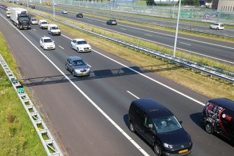 autokilometers, snelweg
