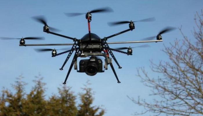 Drone. Bron: archief Verkeersnet.nl