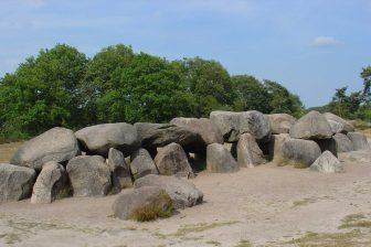 Hunebed. FOTO Wikimedia