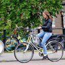 Appende fietser. FOTO FLICKR/FaceMePLS
