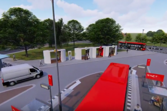 Bushalte 2.0 BEELD: Youtube/Provincie Zuid-Holland