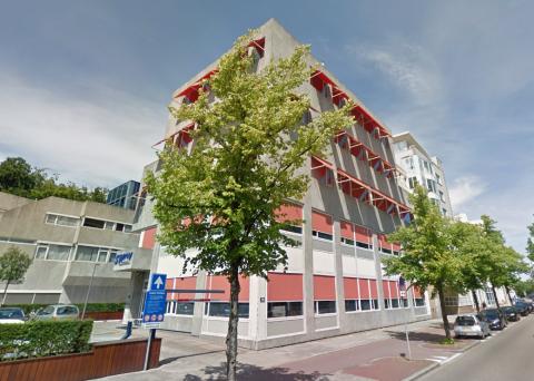 Het SWOV-kantoor. FOTO Google Maps