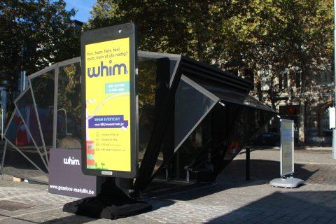 Whim lancering Antwerpen FOTO Whim