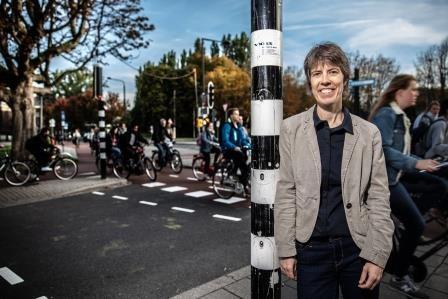 Winnie Daamen. FOTO TU Delft