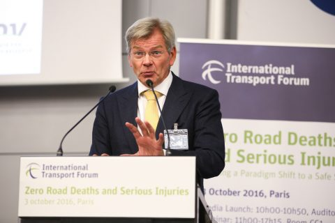 Henk Stipdonk FOTO: FLICKR/International Transport Forum/