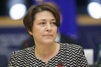 Eurocommissaris Violeta Bulc FOTO Jean-Franc?ois-Badias