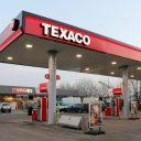 Een tankstation. FOTO Taxaco