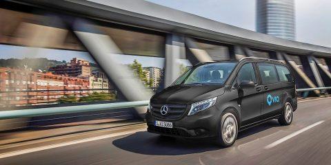 Via. FOTO Daimler