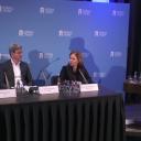 Persconferentie Stint n.a.v. TNO-onderzoek. FOTO Nieuwspoort