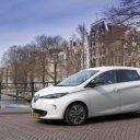 De ZOE in Amsterdam. FOTO Renault