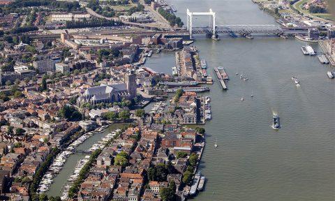 Waterbus Zuid-Holland. Foto: provincie Zuid-Holland