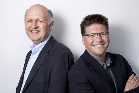 Bo samen met Willem Buijs FOTO DTV Consultants