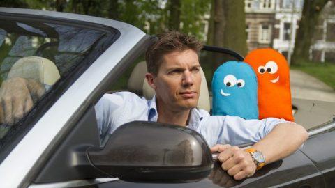 Victor van Tol, CEO van SnappCar FOTO SnappCar