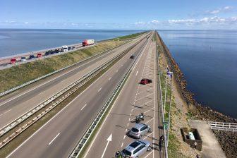 Afsluitdijk FOTO BAM Infra