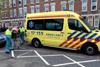 Ambulance FOTO Archief TaxiPro