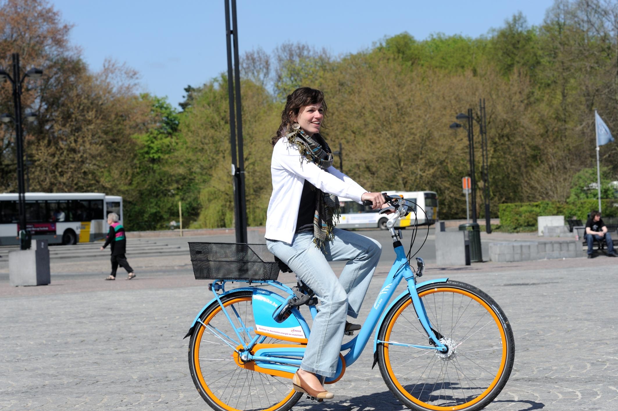 Deelfietsenbedrijf Blue-bike