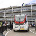 Startsein shuttle Den Haag FOTO HTM