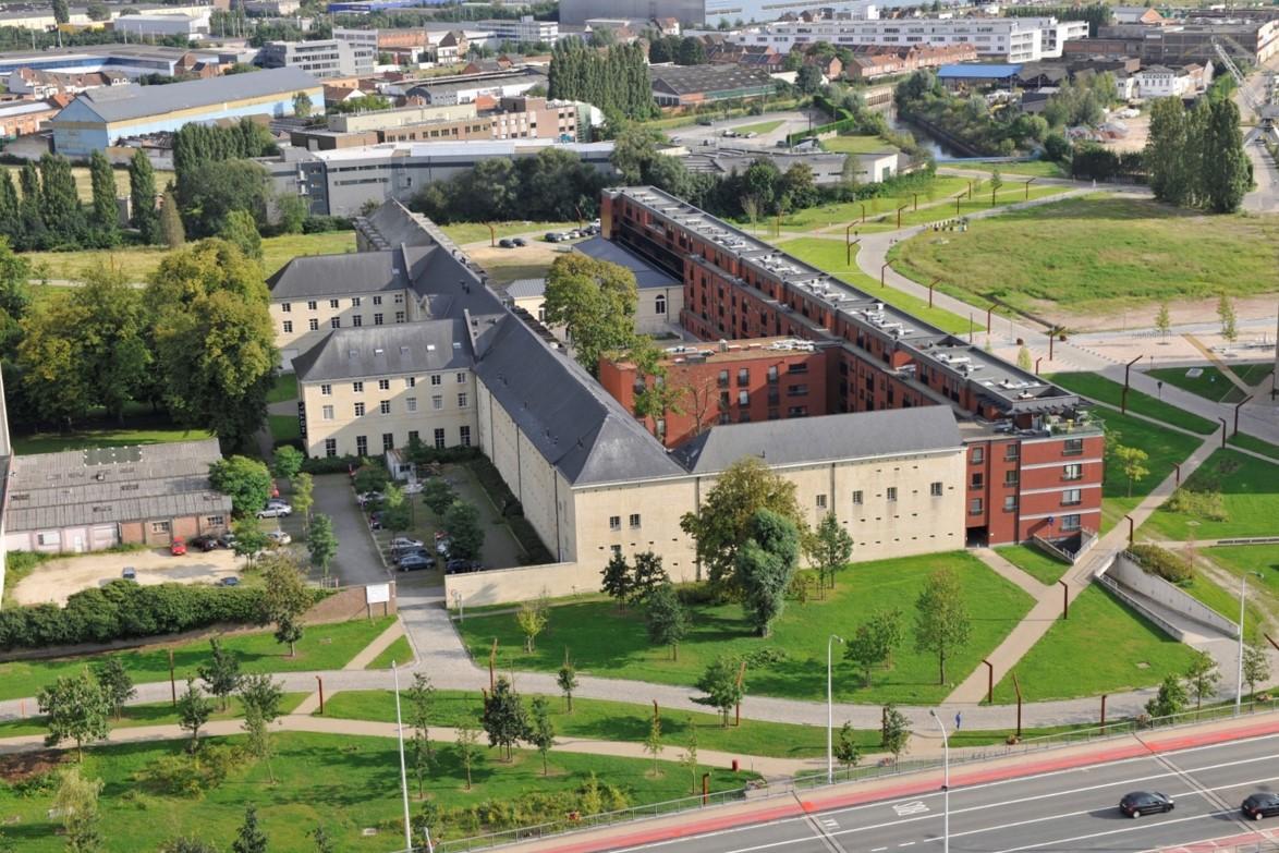Het Tuchthuis in Vilvoorde. FOTO Gemeente Vilvoorde