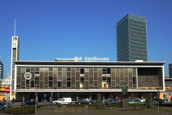 Station Eindhoven. Foto: NS