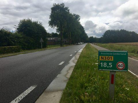 Platteland Nweg FOTO VerkeersNet