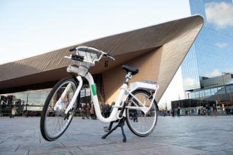 Gobike in Rotterdam FOTO Gobike