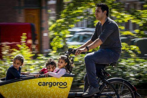 Cargoroo BEELD Cargoroo