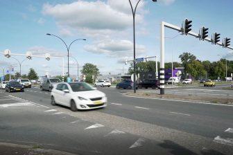 Almelo Kruising N349 – Broekerheide – Kleine Bunder. BRON Heijmans en Swec