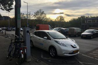 Deelauto Rotterdam BEELD VerkeersNet