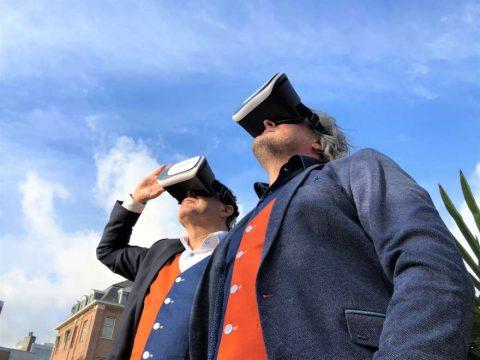 VR-bril BEELD Spark