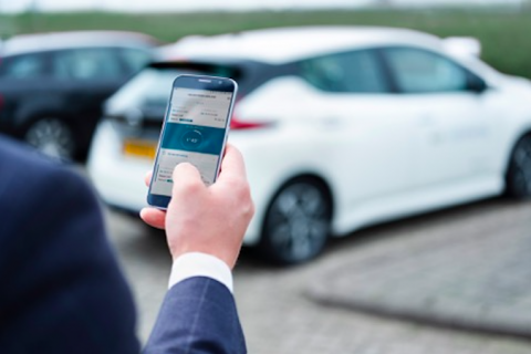 ALD Carsharing BEELD ALD Automotive