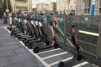 Steps, antwerpen, slimme mobiliteit BEELD VerkeersNet