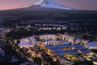 Stad van de toekomst BEELD Toyota