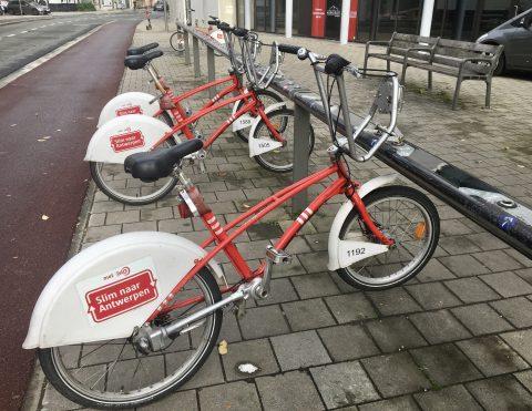 Velo in Antwerpen BEELD VerkeersNet