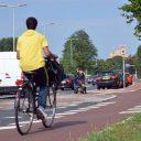 Den Haag fietser, fietspad, BEELD IenW, Jos Braal